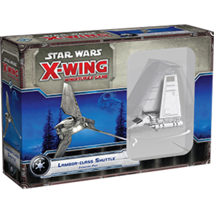 Fantasy Flight Games Star Wars X-Wing 1st Edition: Lambda-Class Shuttle