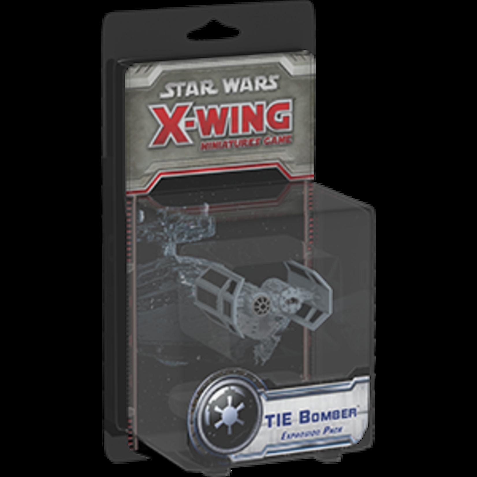 Fantasy Flight Games Star Wars X-Wing 1st Edition: Tie Bomber
