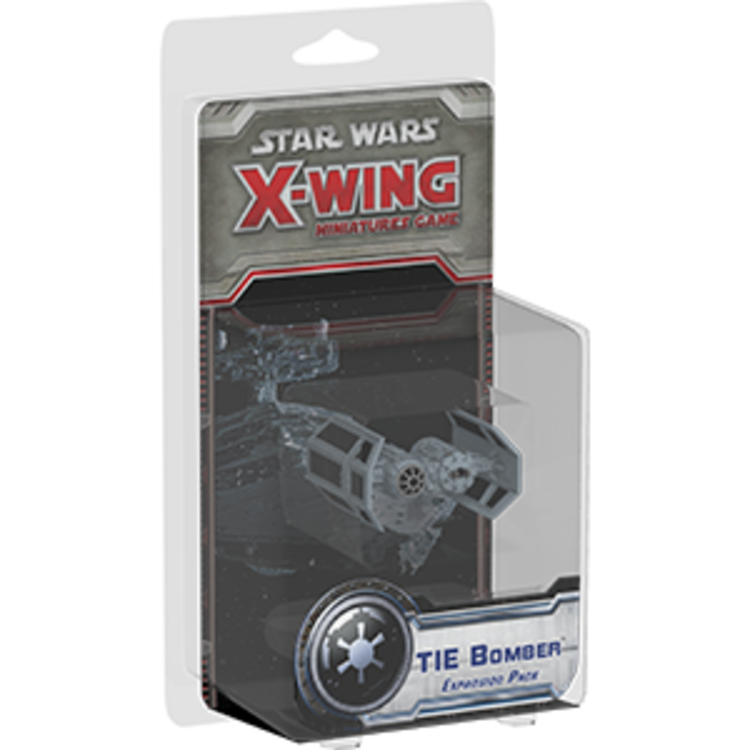 Fantasy Flight Games Star Wars X-Wing 1st Edition: Tie Bomber