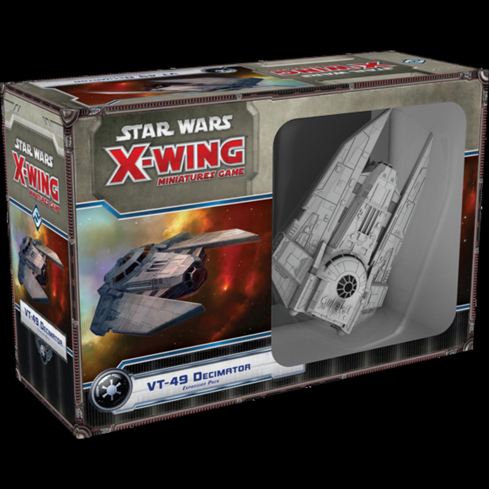 Fantasy Flight Games Star Wars X-Wing 1st Edition: VT-49 Decimator