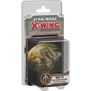 Fantasy Flight Games Star Wars X-Wing 1st Edition: M3-A Interceptor