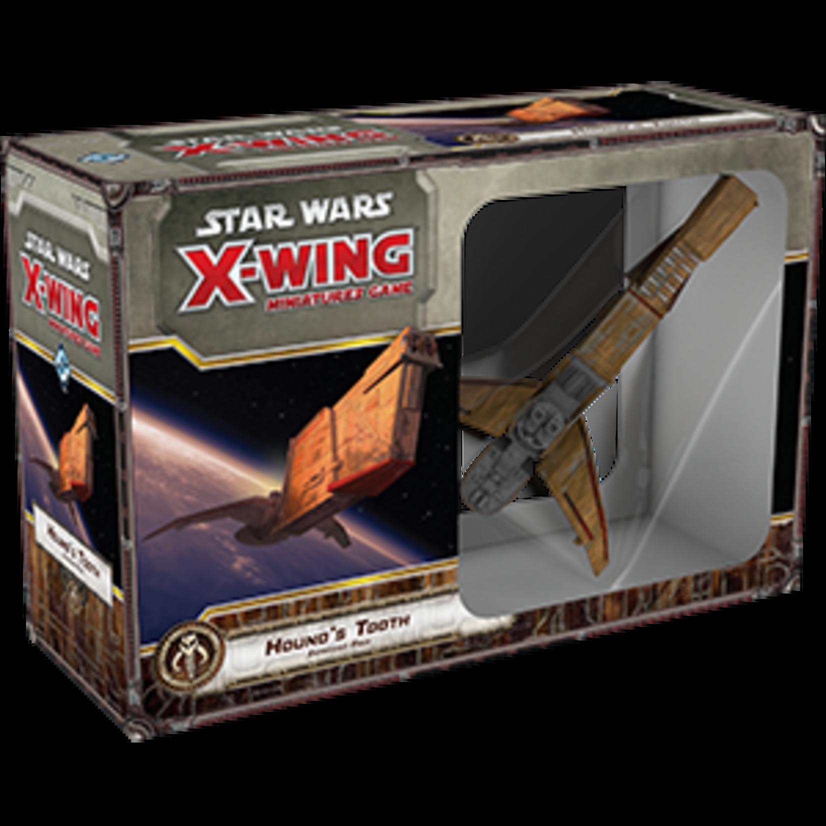 Fantasy Flight Games Star Wars X-Wing 1st Edition: Hound's Tooth