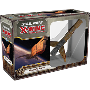 Fantasy Flight Games Star Wars X-Wing 1st Edition: Hound's Tooth