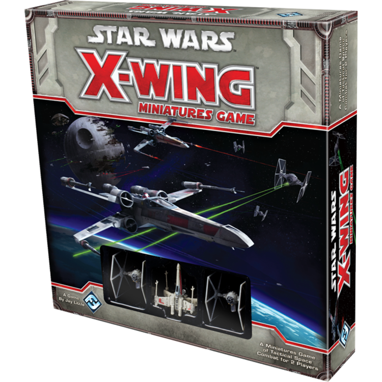 Fantasy Flight Games Star Wars X-Wing 1st Edition: Core Set