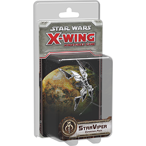 Fantasy Flight Games Star Wars X-Wing 1st Edition: Star Viper