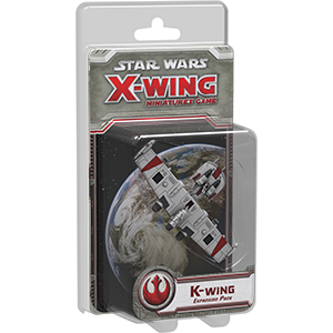Fantasy Flight Games Star Wars X-Wing 1st Edition: K-Wing