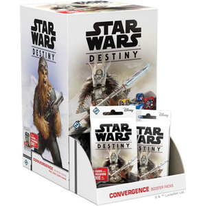 Fantasy Flight Games Star Wars Destiny: Convergence Booster Box