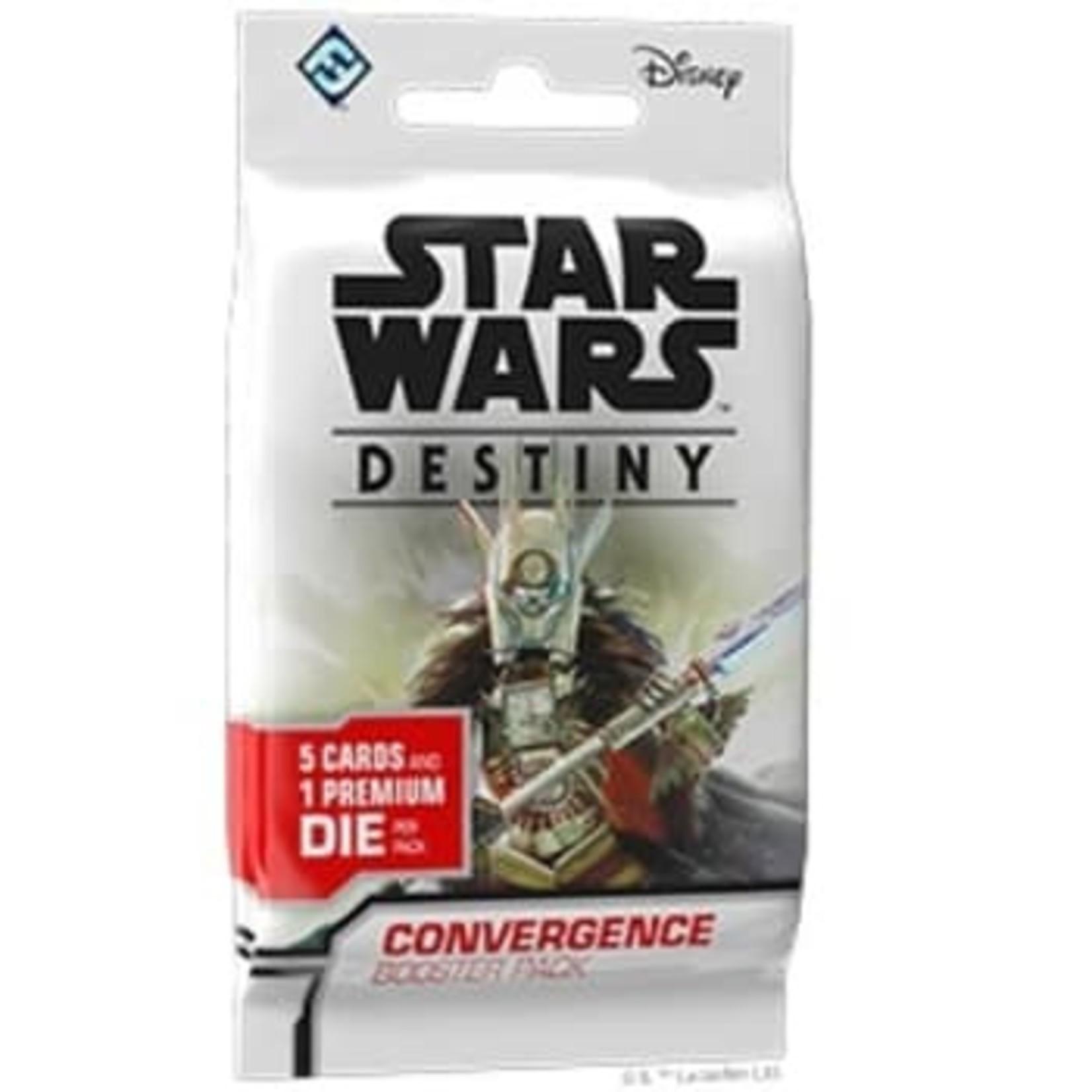 Fantasy Flight Games Star Wars Destiny: Convergence Booster Pack