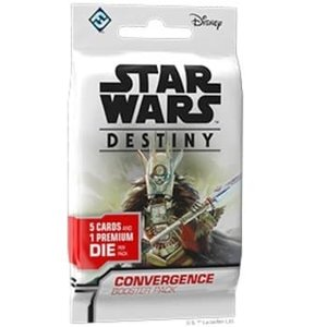 Fantasy Flight Games Star Wars Destiny: Convergence Booster Pack