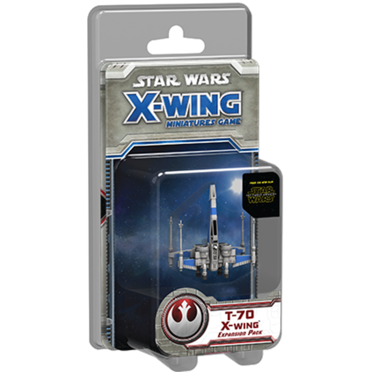 Fantasy Flight Games Star Wars X-Wing 1st Edition: T-70
