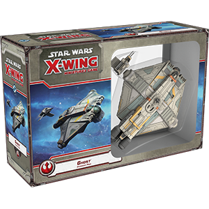 Fantasy Flight Games Star Wars X-Wing 1st Edition: Ghost