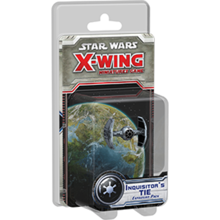 Fantasy Flight Games Star Wars X-Wing 1st Edition: Inquisitor's TIE