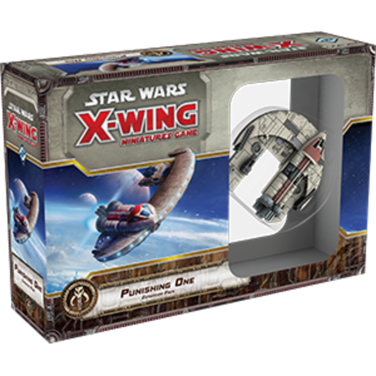 Fantasy Flight Games Star Wars X-Wing 1st Edition: Punishing One