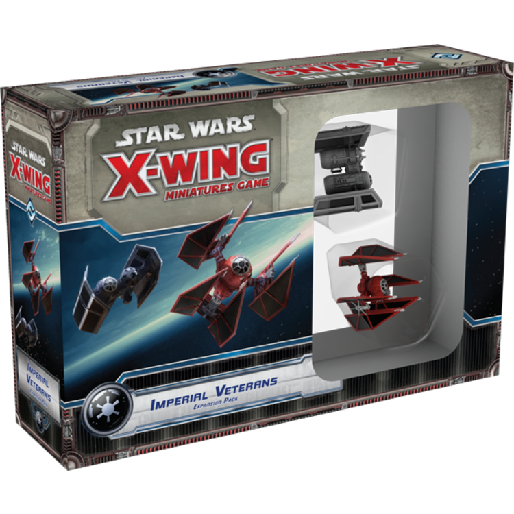 Fantasy Flight Games Star Wars X-Wing 1st Edition: Imperial Veterans