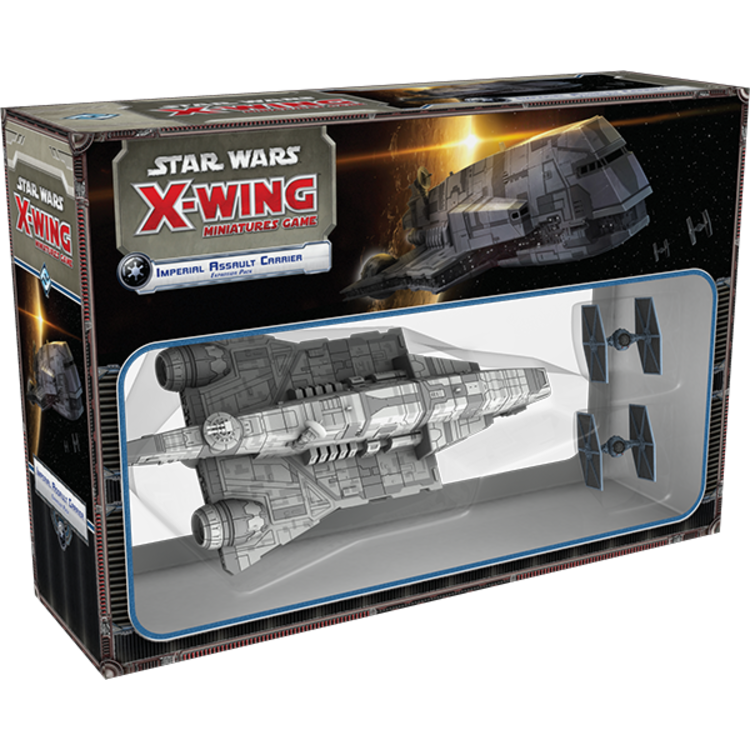 Fantasy Flight Games Star Wars X-Wing 1st Edition: Imperial Assault Carrier