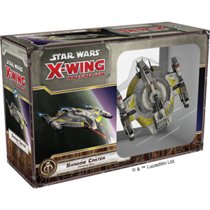 Fantasy Flight Games Star Wars X-Wing 1st Edition: Shadow Caster