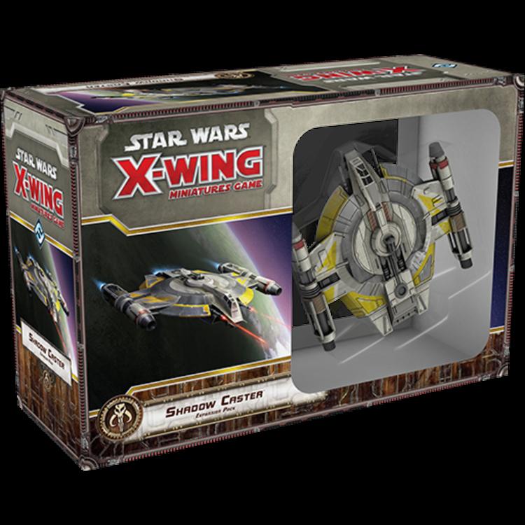 Fantasy Flight Games Star Wars X-Wing 1st Edition: Shadow Caster