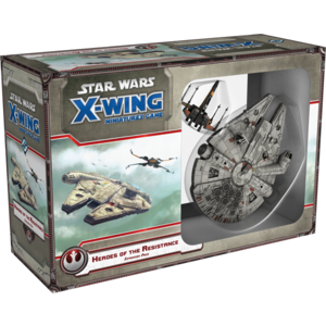 Fantasy Flight Games Star Wars X-Wing 1st Edition: Heroes of the Resistance