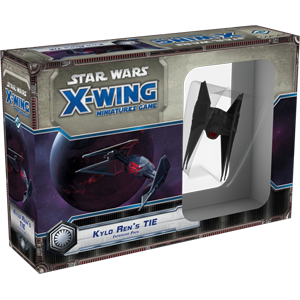 Fantasy Flight Games Star Wars X-Wing 1st Edition: TIE Silencer