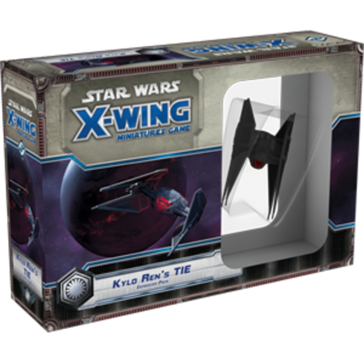 Fantasy Flight Games Star Wars X-Wing 1st Edition: TIE Silencer