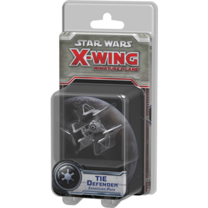 Fantasy Flight Games Star Wars X-Wing 1st Edition: Tie Defender