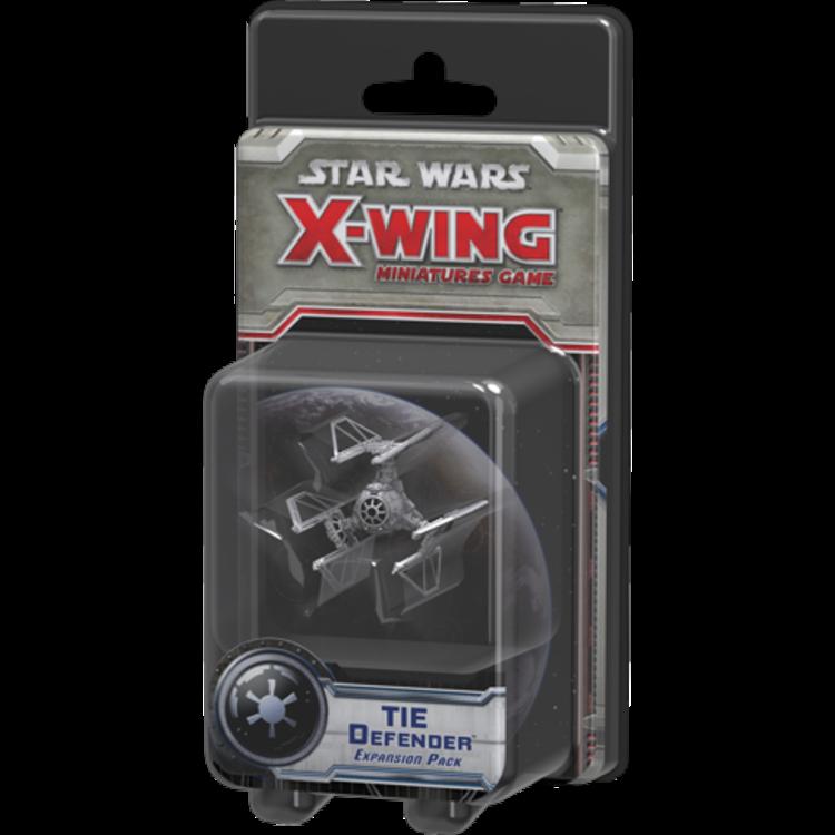Fantasy Flight Games Star Wars X-Wing 1st Edition: Tie Defender