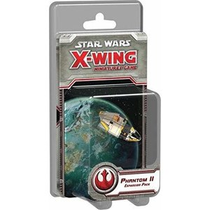 Fantasy Flight Games Star Wars X-Wing 1st Edition: Phantom II