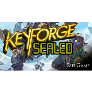 Fantasy Flight Games Admission: Keyforge Chainbound Sealed - April 8