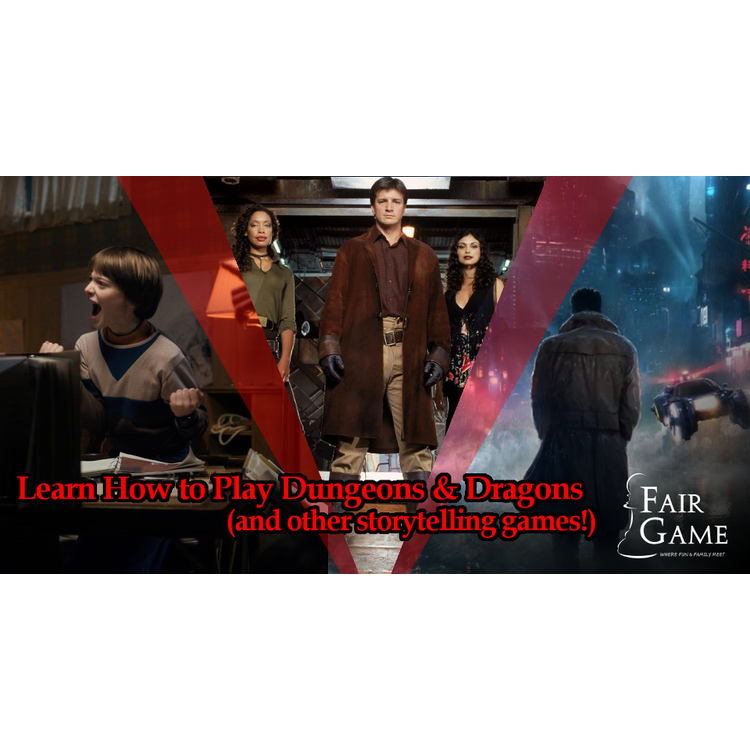 Admission: Learn How to Play Firefly Roleplaying Game - April 14