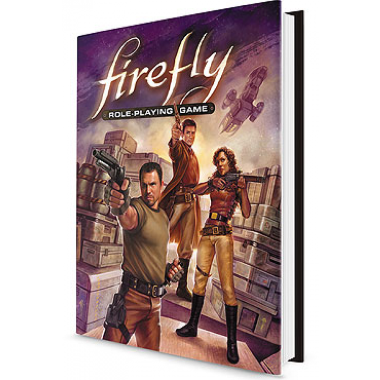 Margaret Weiss Productions Firefly RPG: Core Book