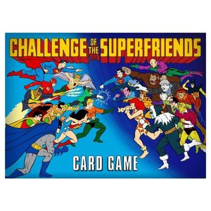 Cryptozoic Challenge of the Superfriends