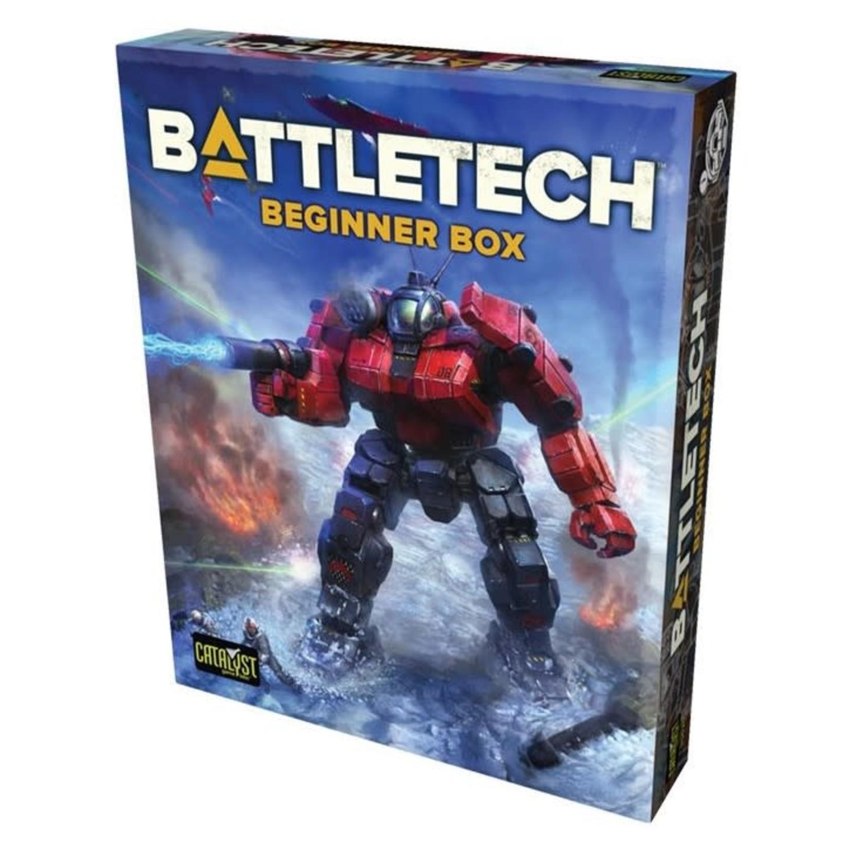 Catalyst Games Battletech: Beginner Box