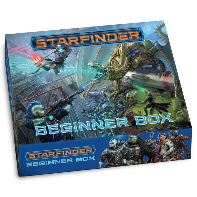 Paizo Starfinder Roleplaying Game: Beginner Box