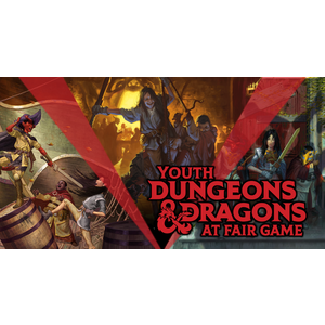 Fair Game YDND Summer 2019 - Downers Grove - Thursdays Teen Session
