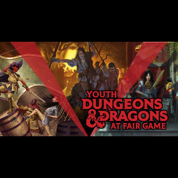 Fair Game [] YDND Summer 2019 - Downers Grove - Thursdays Teen Session
