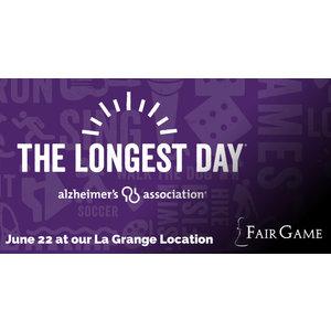 Fair Game Longest Day Event Donation - June 22 - Tactile Games  (11 AM - 12:30 PM)