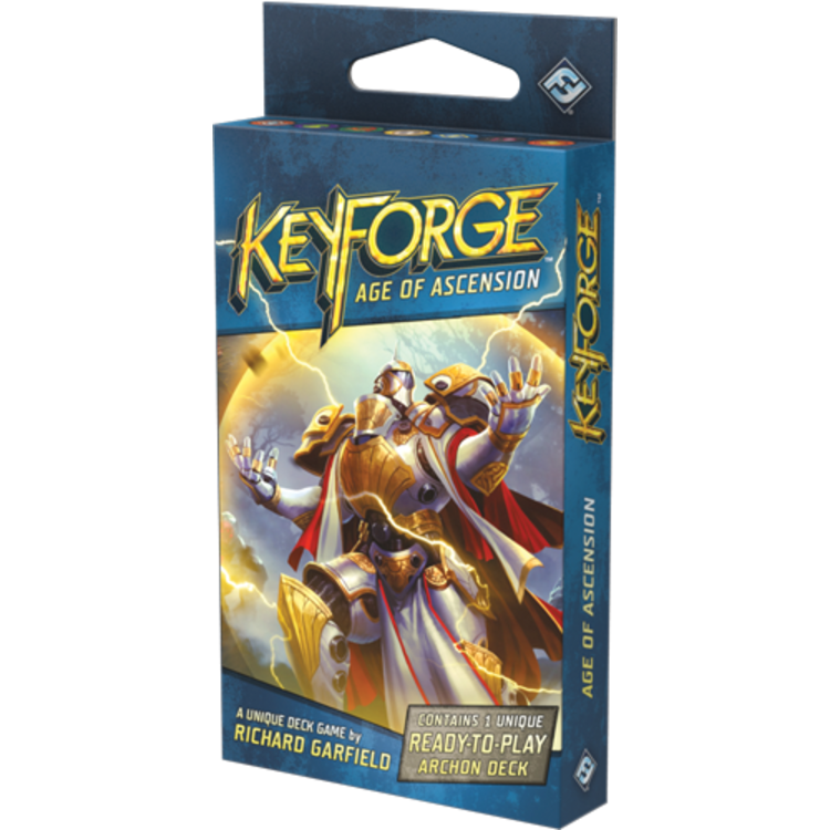 Fantasy Flight Games KeyForge: Age of Ascension - Archon Deck