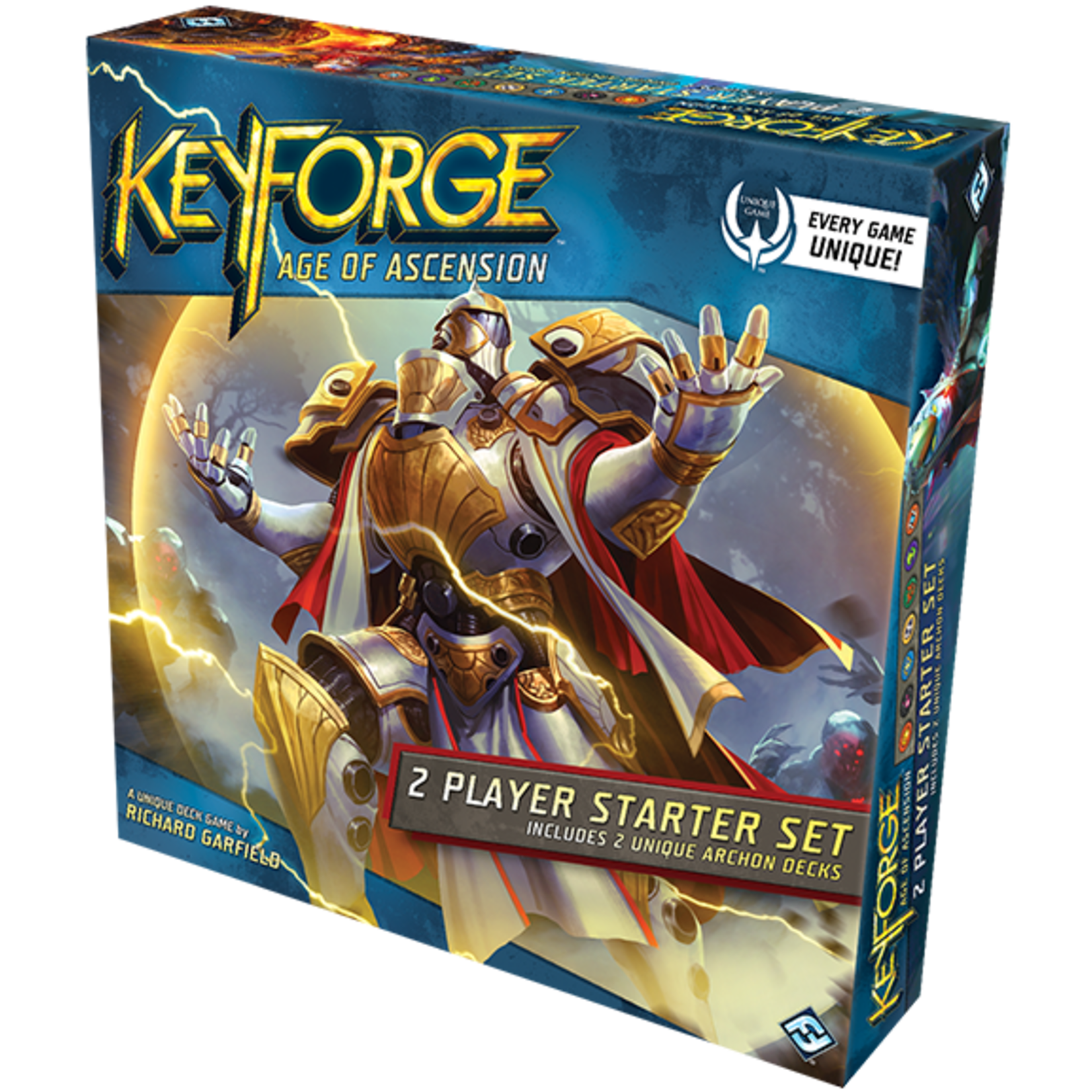 Fantasy Flight Games KeyForge: Age of Ascension - Core Set