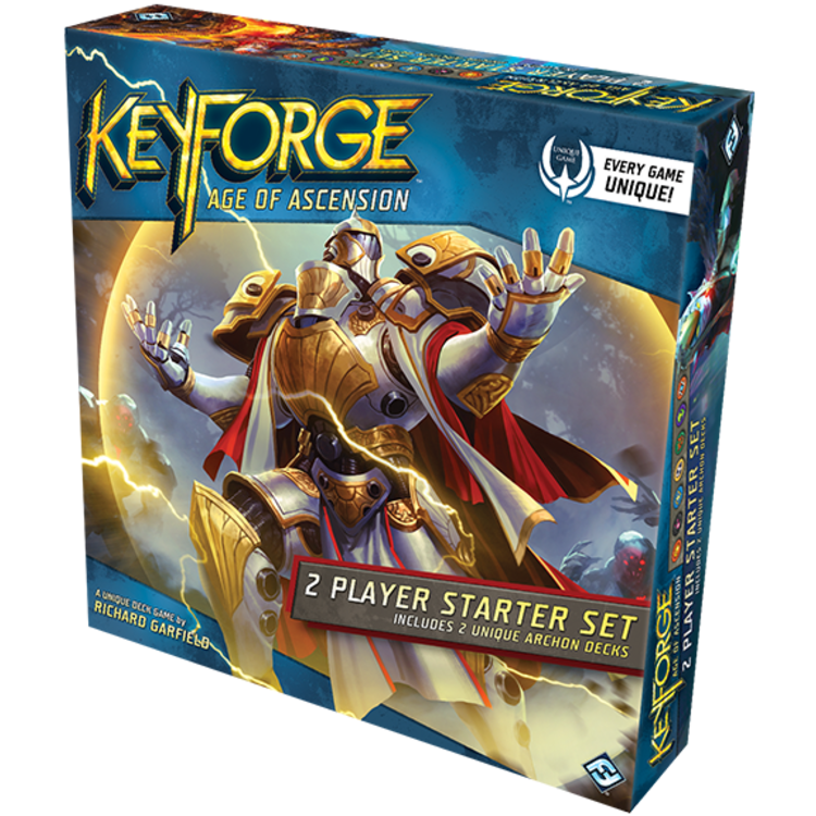 Fantasy Flight Games KeyForge: Age of Ascension - Core Set