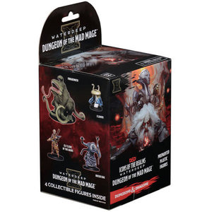 WizKids D&D IR11 Waterdeep Mad Mage Booster