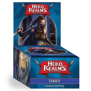 White Wizard Games Hero Realms Deckbuilding Game: Thief Expansion Pack