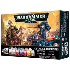 Citadel Warhammer 40,000: Citadel Essentials