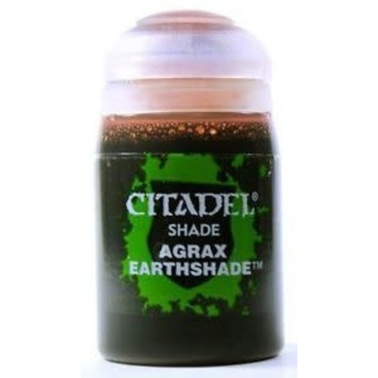 Citadel Citadel Paint - Shade: Agrax Earthshade