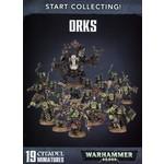 Games Workshop Warhammer 40k: Start Collecting! Orks