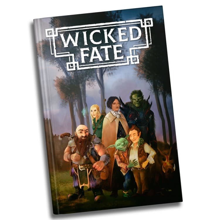 Magpie Games Wicked FATE Roleplaying Game