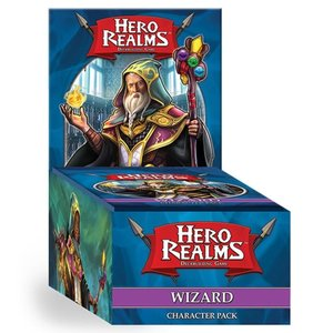 White Wizard Games Hero Realms Deckbuilding Game: Wizard Expansion Pack