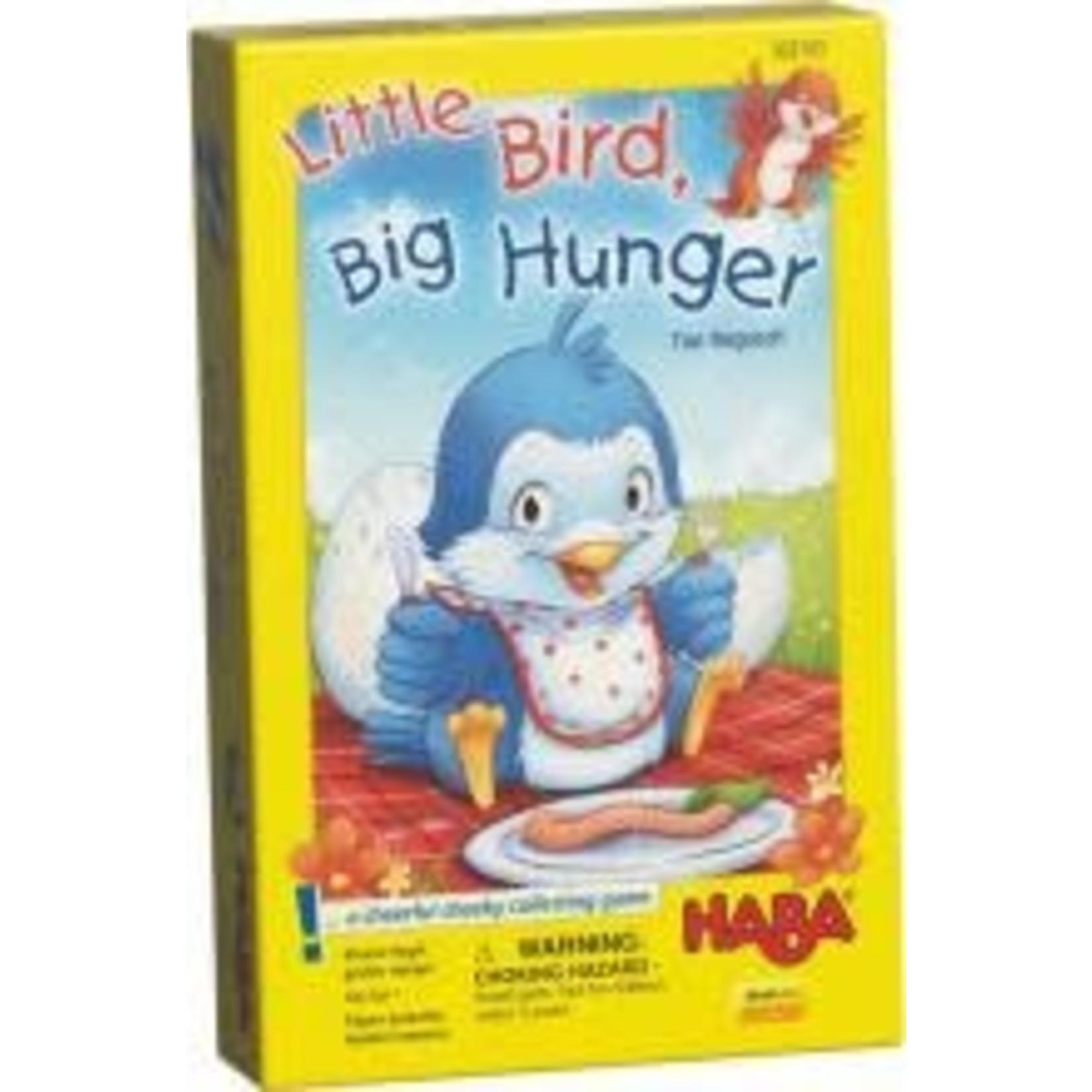 Haba Little Bird, Big Hunger