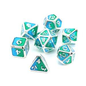 Die Hard Dice Die Hard Dice: Polyhedral Metal Dice Set - Spellbinder Gaia