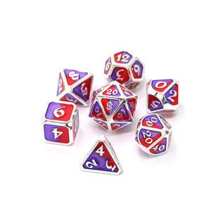 Die Hard Dice Die Hard Dice: Polyhedral Metal Dice Set - Spellbinder Sovereign