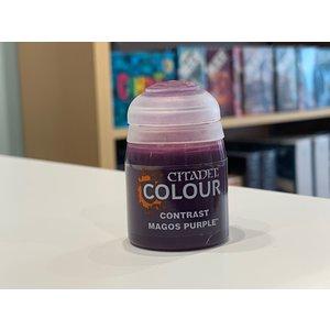 Citadel Games Workshop Citadel Colour Paint: Magos Purple (Contrast 18ml)